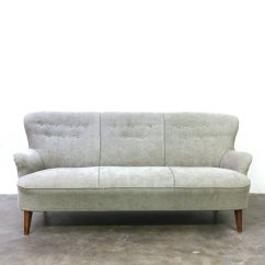 A Sofa In The Forties Rustic Grey Table By Theo Ruth For Artifort 1940s 56751