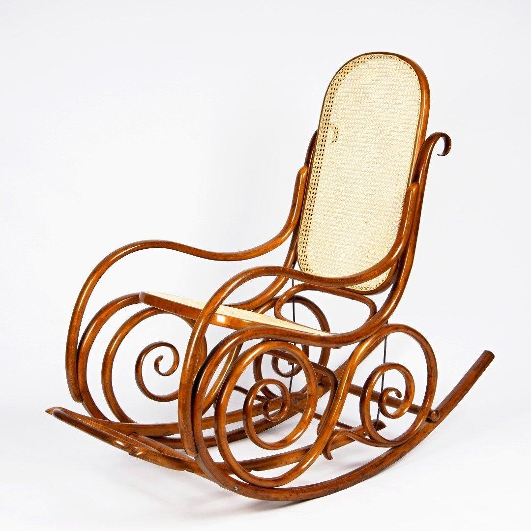 1920s rocking chair design for living room thonet 62105