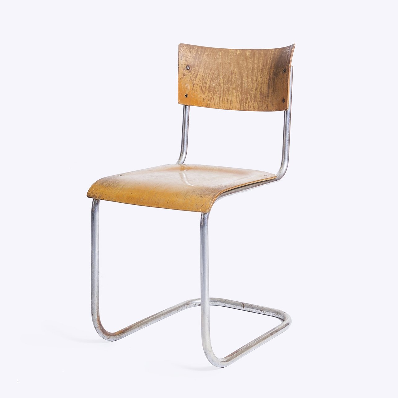 mart stam chair folding hanging rack 4 dinner chairs from the fifties by for kovona