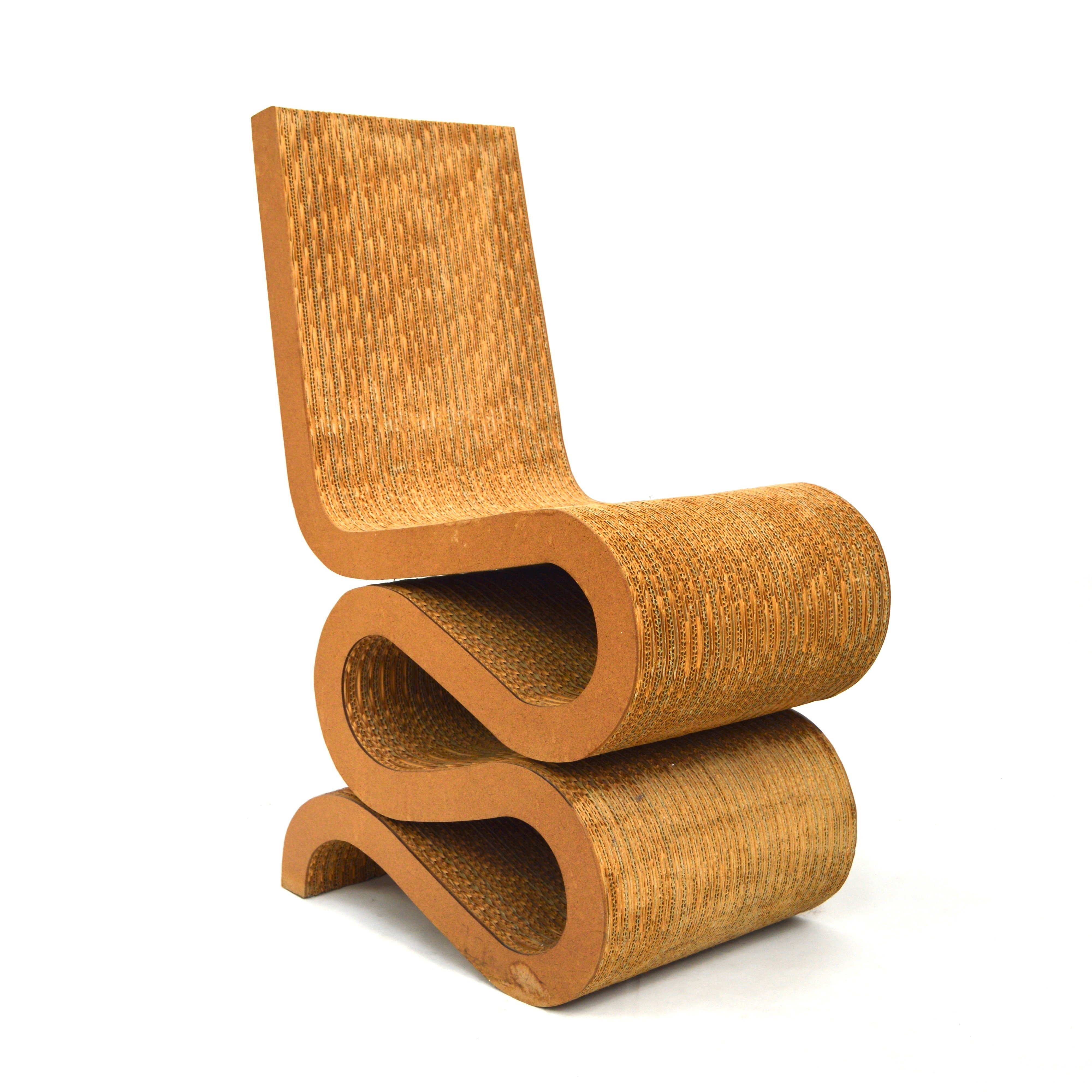 frank gehry chair dining seat covers john lewis wiggle by for vitra 65835