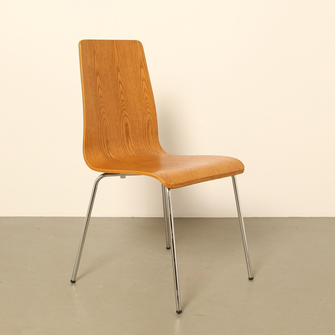 4 x Bent plywood chair by Philippe Starck  68177