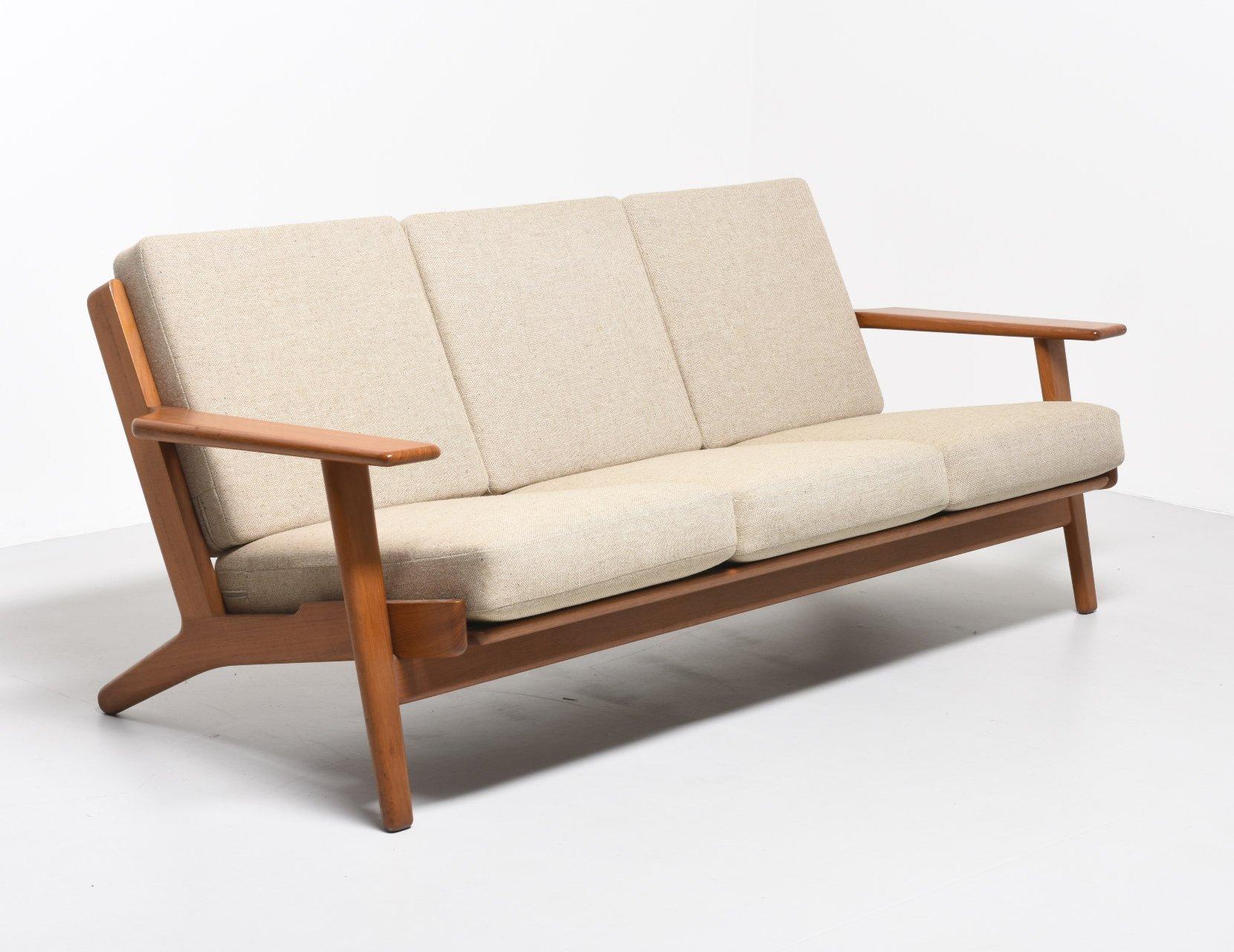 hans wegner sofa ch163 sofas coventry fabmod rakuten global market j