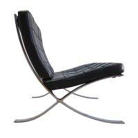 Vintage Knoll International Barcelona chair by Ludwig Mies