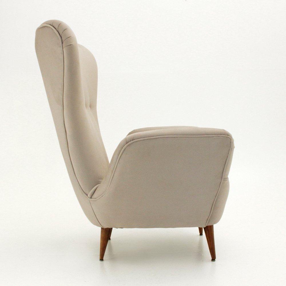 vintage arm chair graco elefanta high 1950s 70090