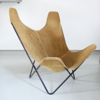 Butterfly Chair by Jorge Ferrari-Hardoy for Knoll | #73023