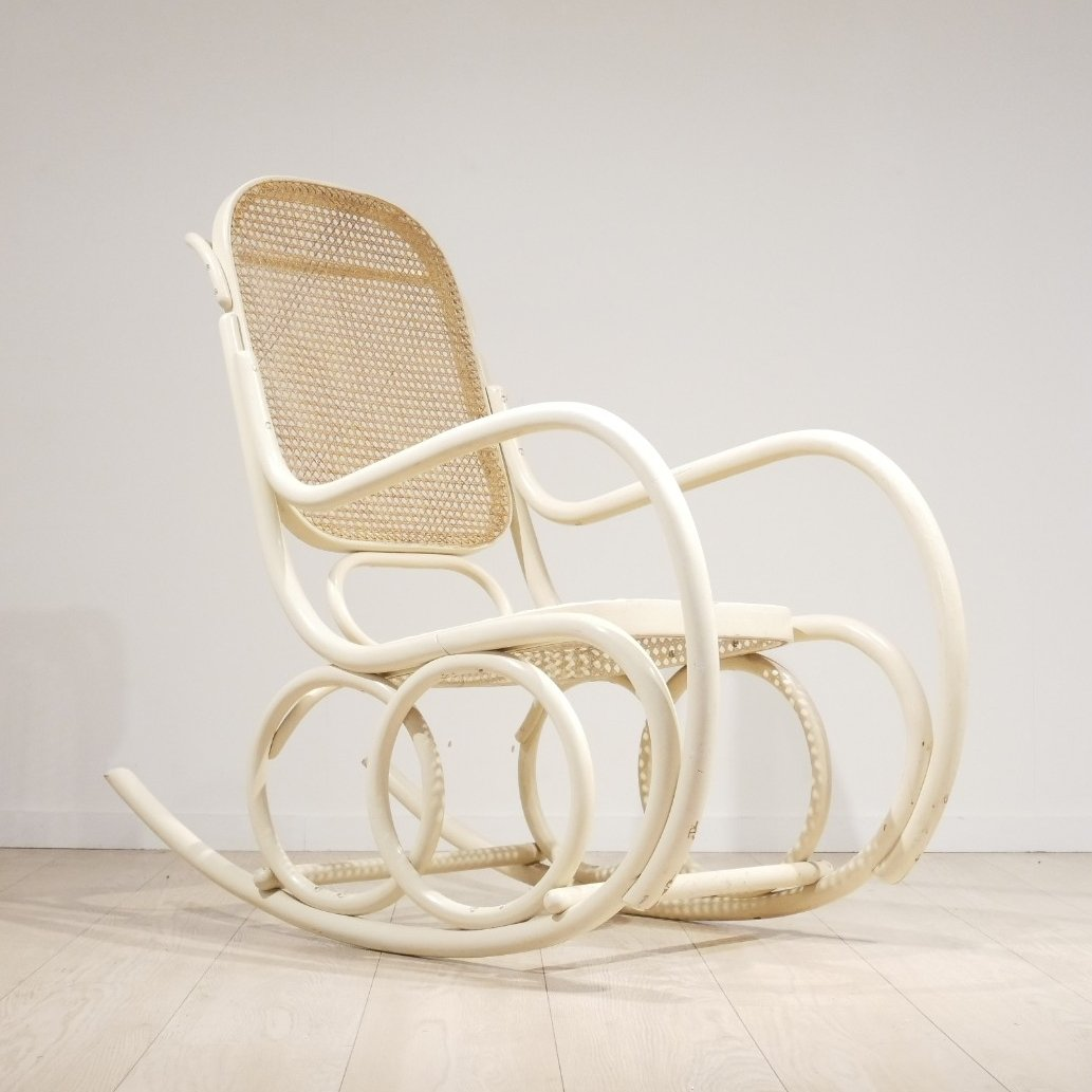 Thonet rocking chair 1950s  77902