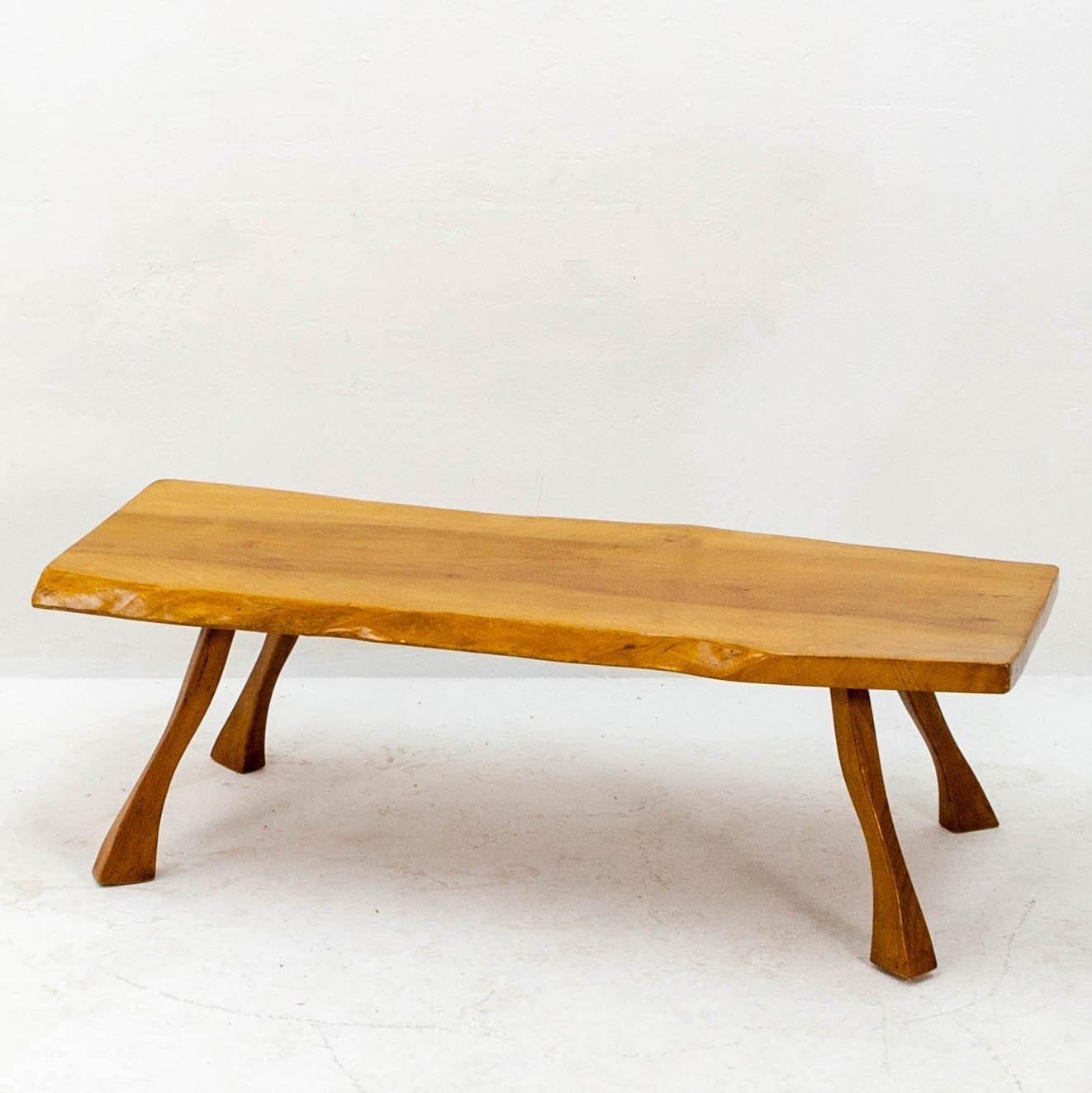 tree slab coffee table 78727