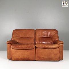 De Sede Sleeper Sofa Natuzzi Canada Ds 63 2 Seater 80857