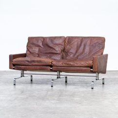 70s Sofa Mexico Futon Bed Assembly Instructions Poul Kjaerholm Pk31 2 For E Kold Christensen 85321