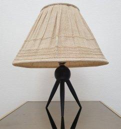 tripod table lamp [ 2160 x 2160 Pixel ]
