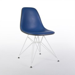 Herman Miller Chairs Vintage Hammock Chair Stand 161 Design Items Blue Vinyl Original Eames Dsw Side Shell
