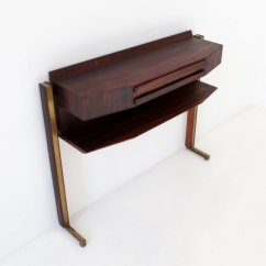 Italian Dining Chairs Australia Discount Office Chair Vntg Vintage Design Marketplace Rosewood Brass Console Table 1950s