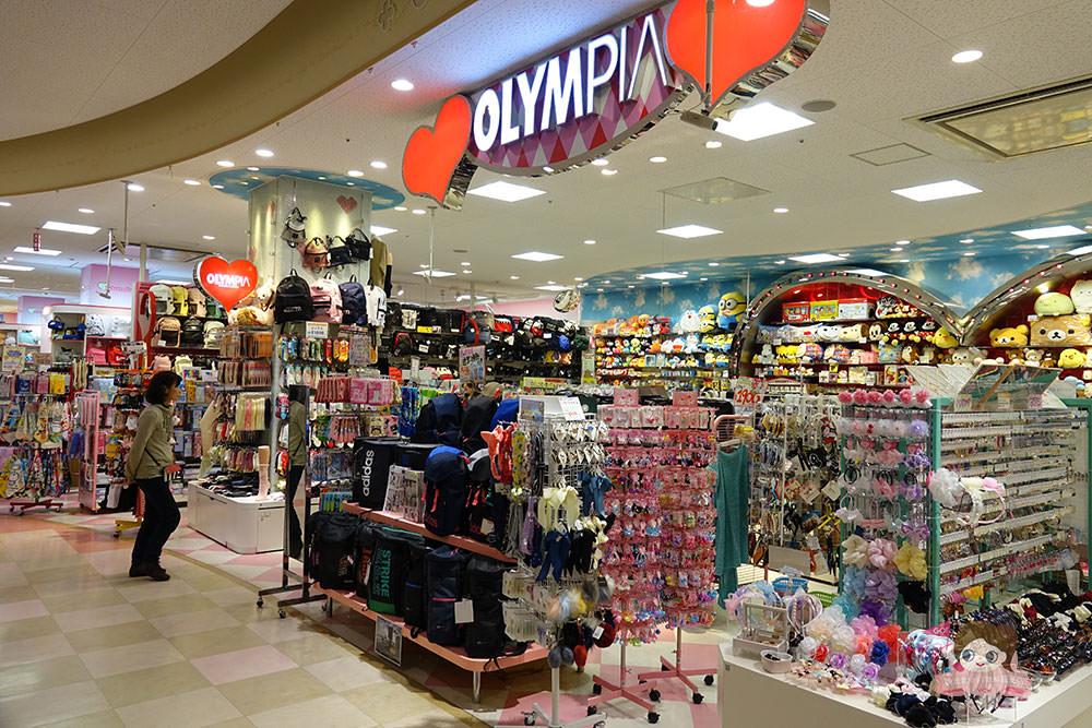 日本阿卡將必買明星婦嬰用品全記錄。爸媽買到失心瘋~關西大阪阿倍野 Q's Mall 掃貨去 - 說走就走!V歐妮旅行攝