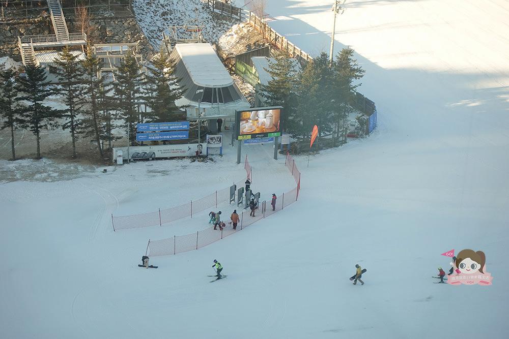 韓國滑雪 滑雪會上癮 可樂旅遊 鳳凰城渡假村 (42) - 說走就走!V歐妮旅行攝