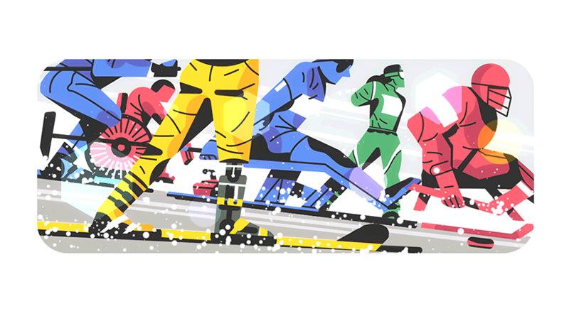 2018 年度冬季帕運會 Winter Paralympic 熱鬧展開   跳板俱樂部