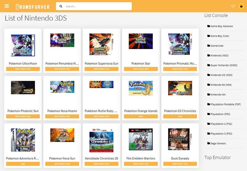 任天堂 3DS 遊戲下載#N3DS 模擬器 ROM CIA 網站推薦懶人包 | 跳板俱樂部