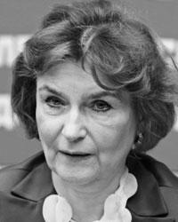 Наталия Нарочницкая (фото: Виталий Белоусов/РИА Новости)