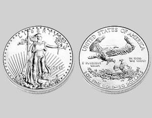 Золотые и серебряные монеты ввели в обращение в американском штате Юта