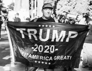 """""""Русский след"""" уже нашли в будущих президентских выборах в США"""