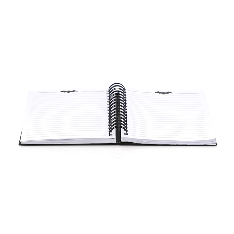 Supply Custom Printed Spiral Notebook Wholesale Factory
