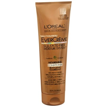 L'Oreal Evercreme Nourishing Sulfate Free Conditioner