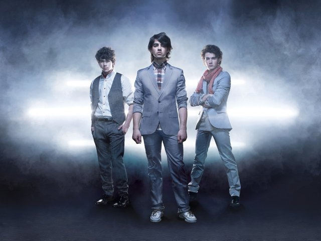 Fall Painting Wallpapers The Jonas Brothers Jonas Brothers Music Wallpaper