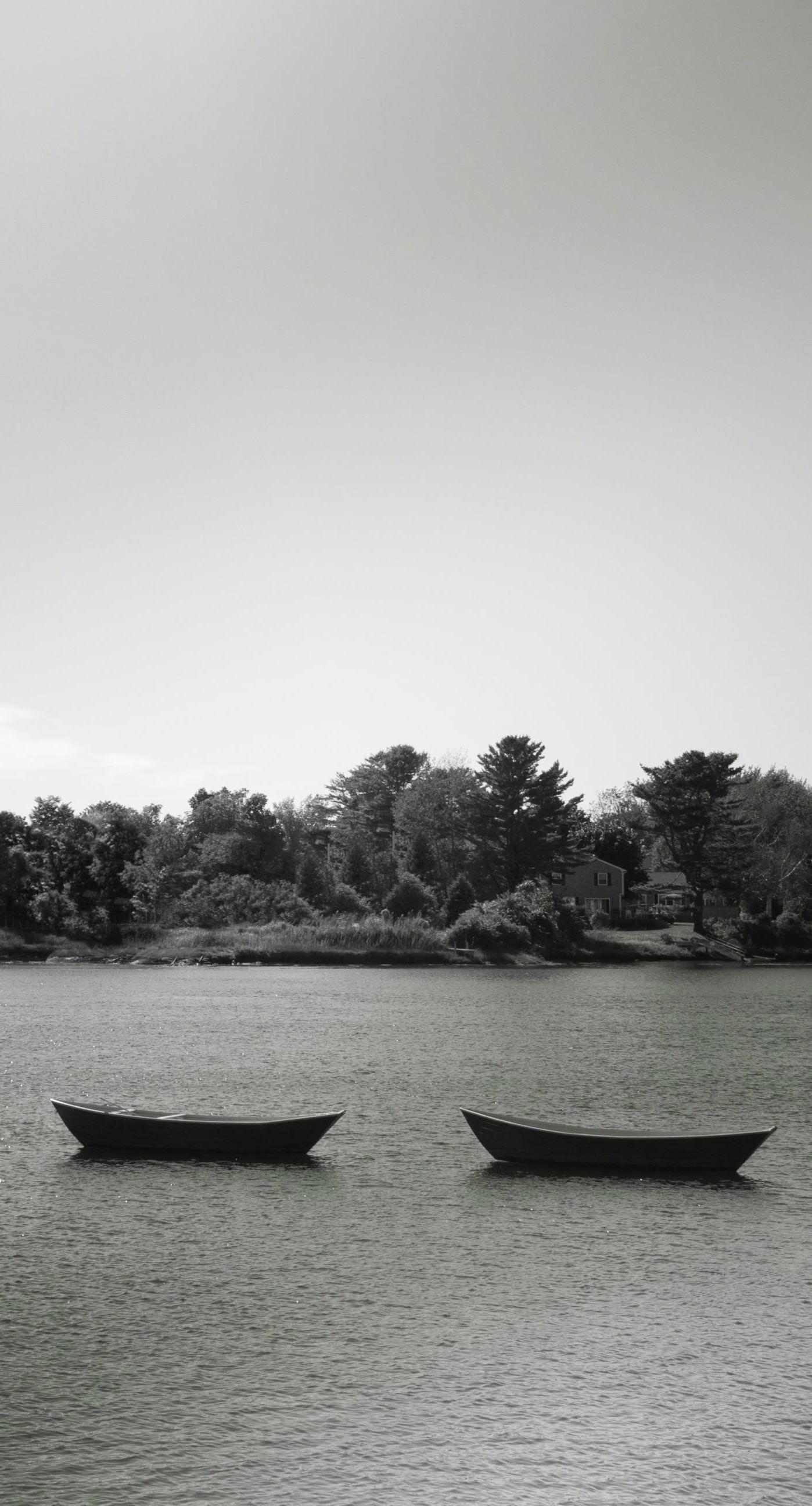 Background Hitam Putih Hd : background, hitam, putih, White, Landscape, Wallpaper, Hitam, Putih