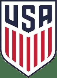 ussf crest - Open: USMNT camp next week. Closed: Half of StubHub Center for pleasant.