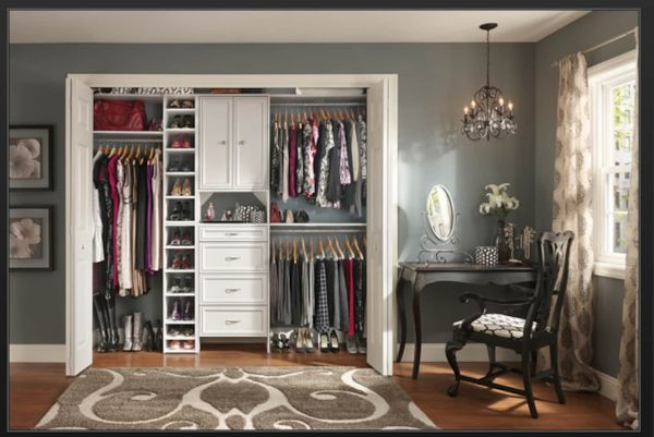 Home Depot Closet Design Ideas