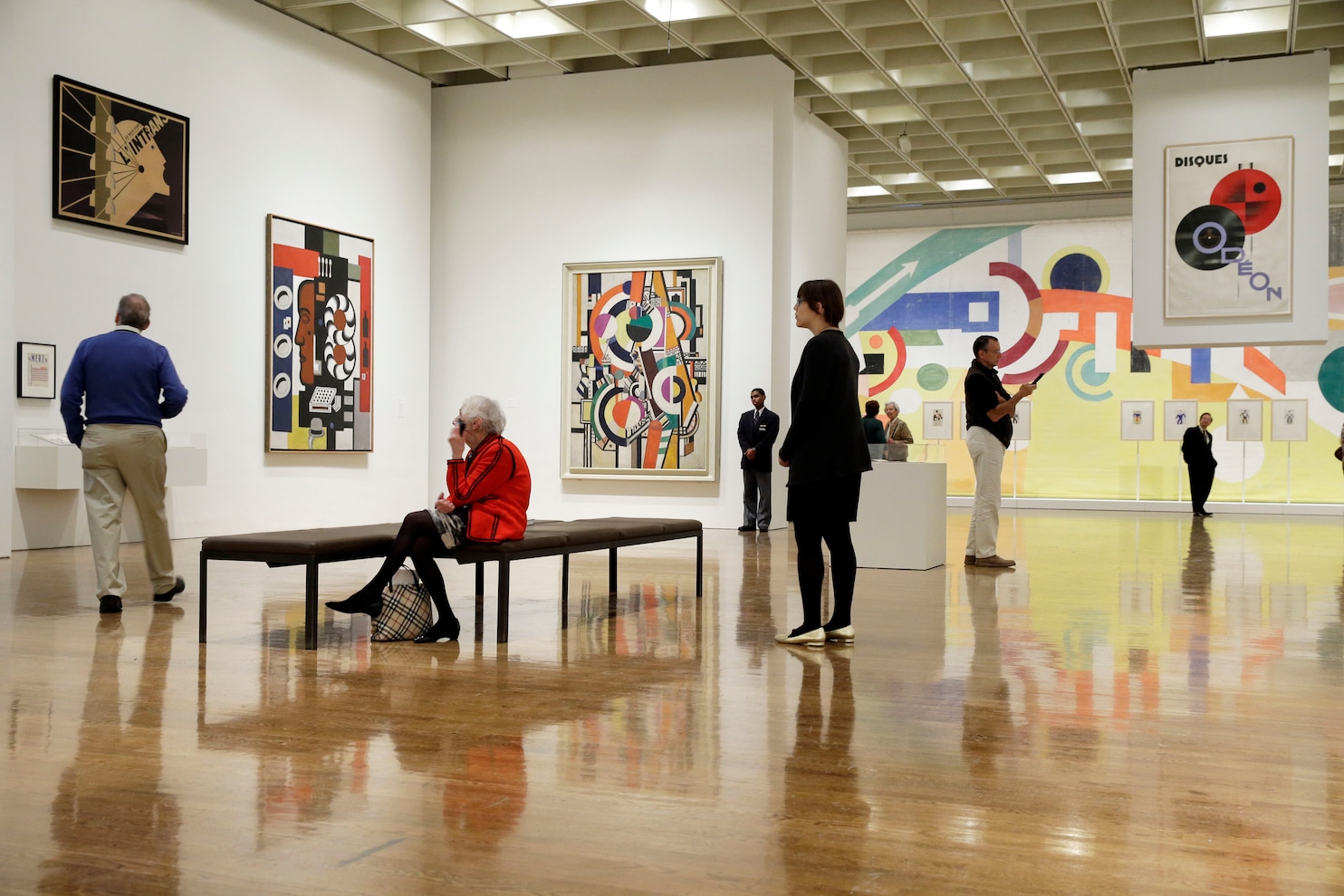 Leger Modern Art And Metropolis Philadelphia Museum Of - Washington Post
