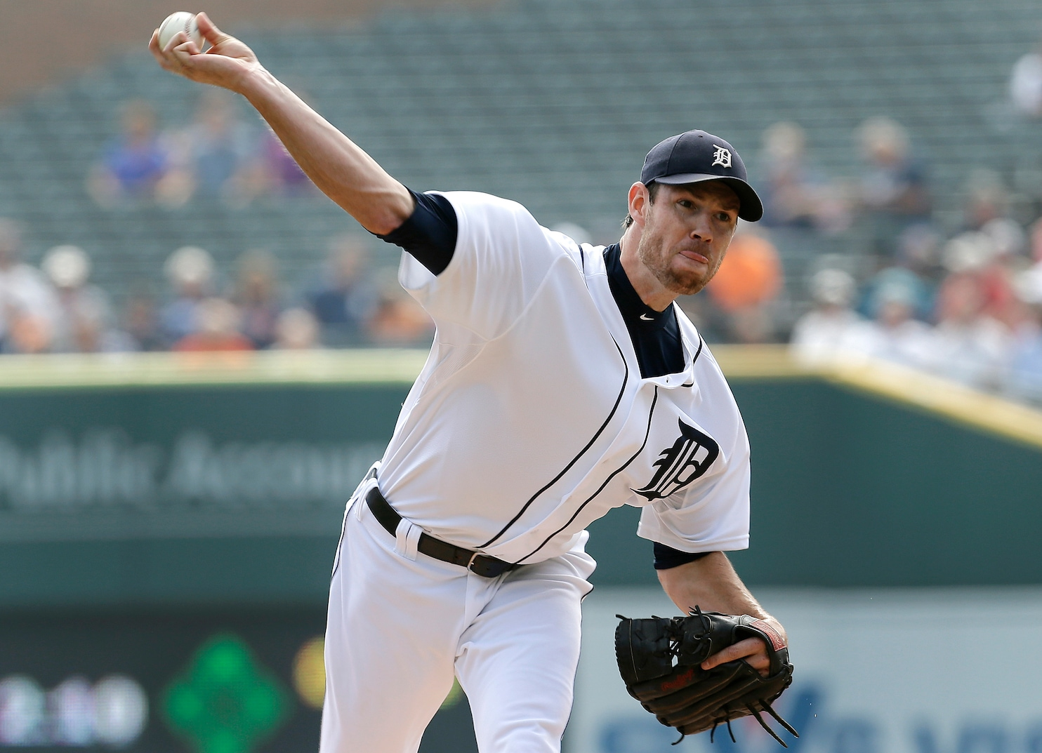 Nationals Acquire Towering Right Hander Doug Fister In Trade With