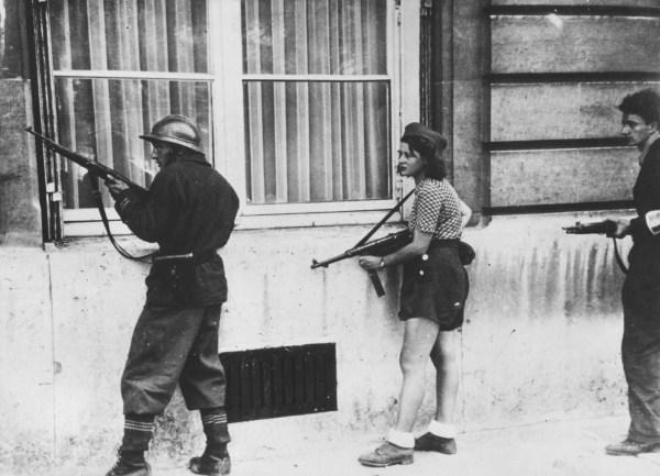 History Of Paris Nazi Occupation - Washington