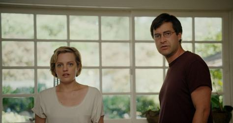 Elisabeth Moss & Mark Duplass in The One I Love