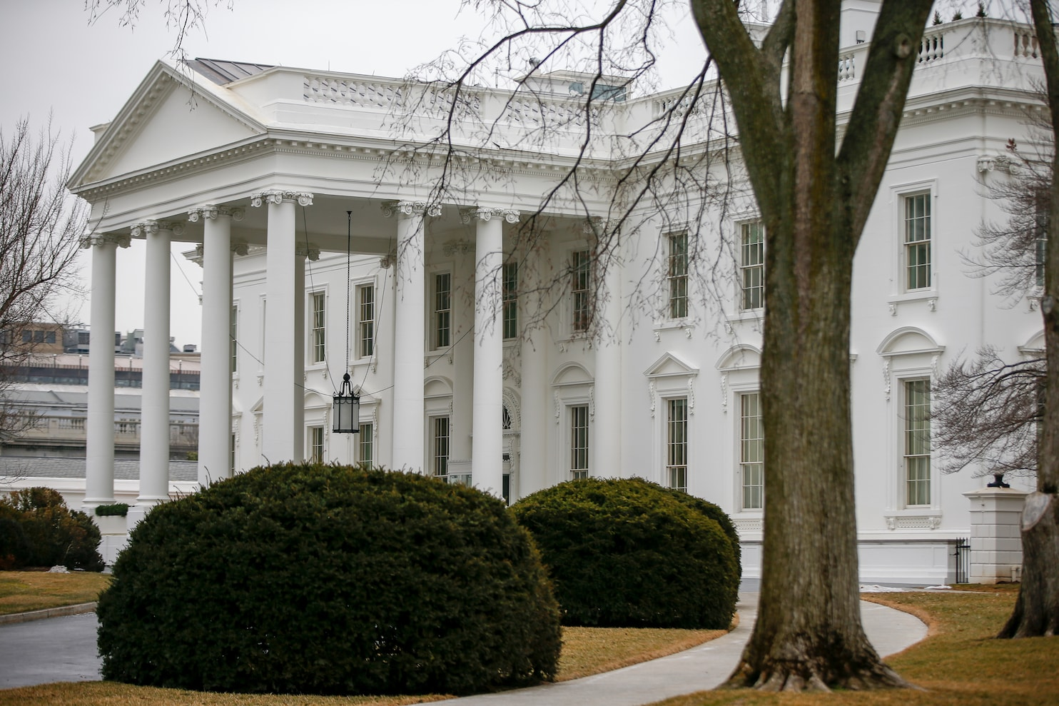 White House Residence Quarters