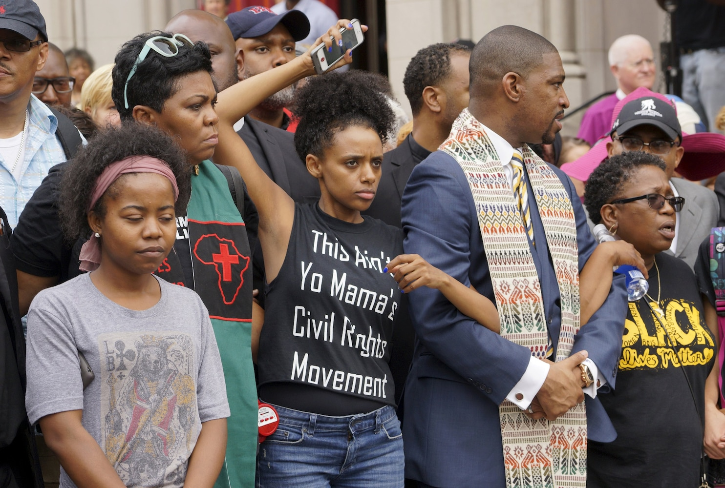 Why The Modern Civil Rights Movement Keeps Religious