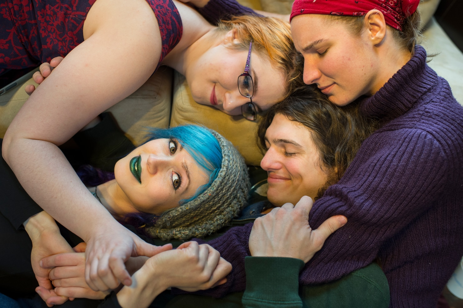 To Be Young And Polyamorous In The Age Of Okcupid The