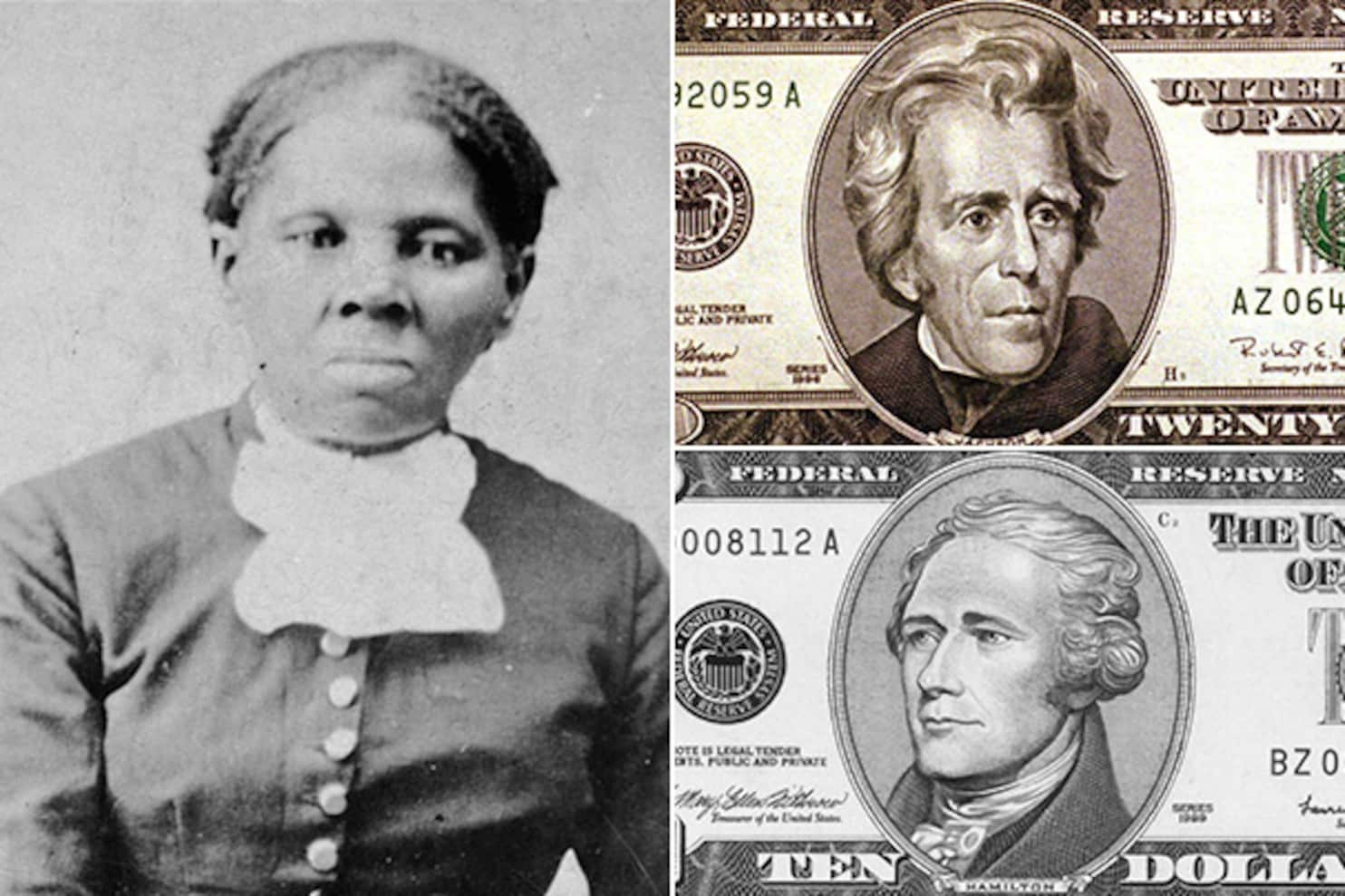 It Matters Who S On The Money And Harriet Tubman Fits The
