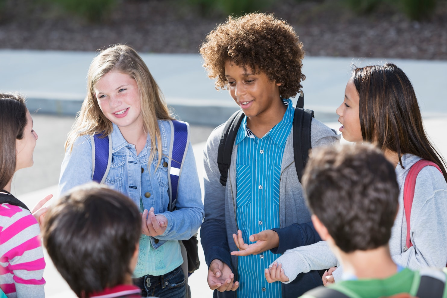 5 Ways To Help Your Child Survive The Social Turmoil Of