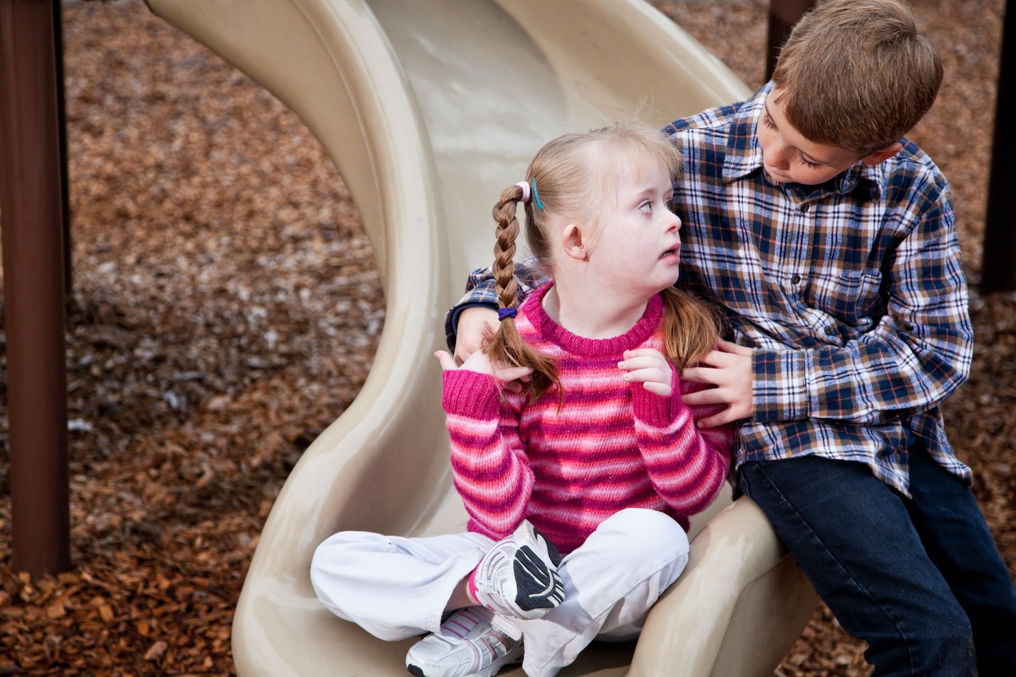 Eight Things Siblings Of Children With Special Needs