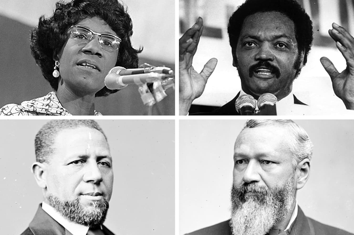 21 Notable African American Firsts In Politics