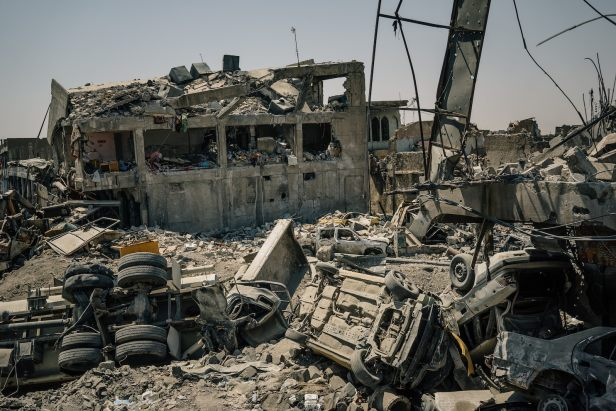 The Unavoidable Cost of Defeating ISIS in Mosul: Hundreds of Civilians Dead