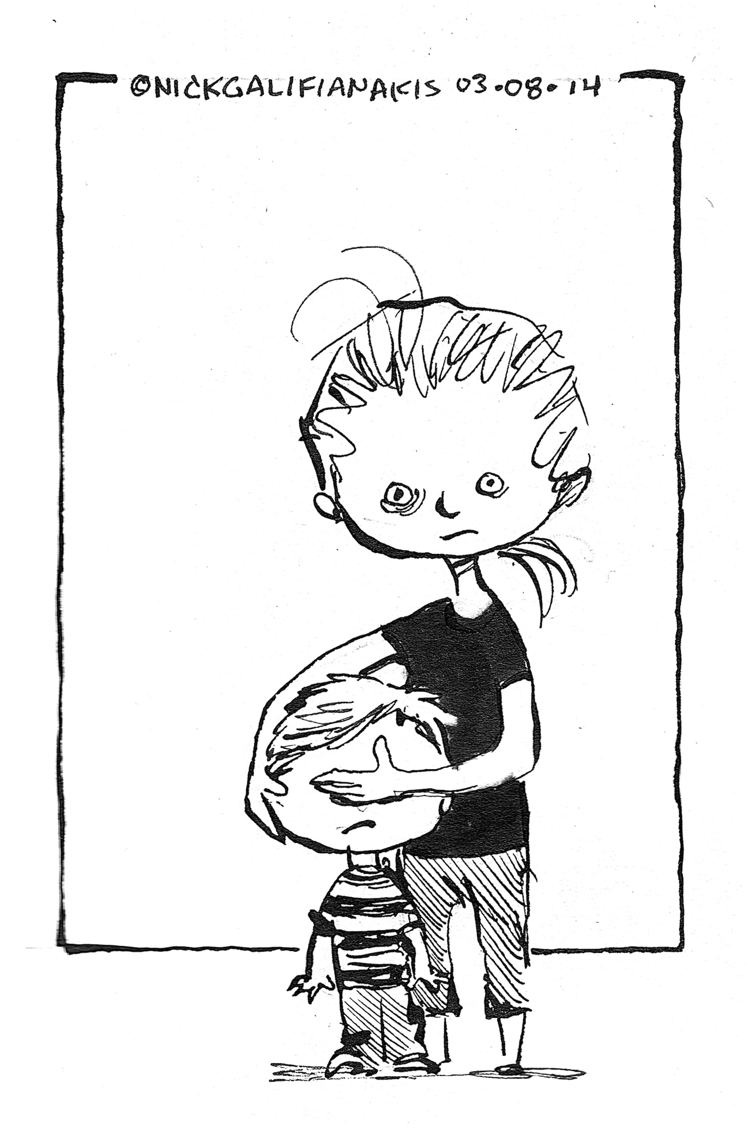 Carolyn Hax: Reader's story illustrates why kids should be