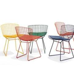 Bertoia Side Chair Chairside Table How To Restore Chairs The Washington Post Knollinc
