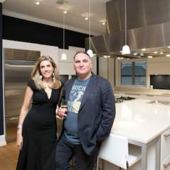 Redesigning A Kitchen Oil Rubbed Bronze Lighting Your You Can Now Get Jose Andres To Weigh In Marisa Ruiz And The Spring Valley Northwest Washington Neighbrhood They Designed Together Paired Images
