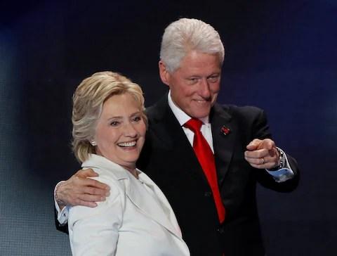 bill clinton s terrorism