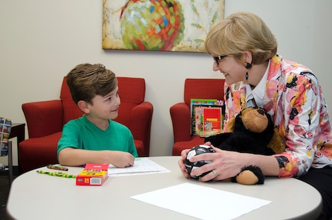 There's a shortage of child psychiatrists and kids are ...