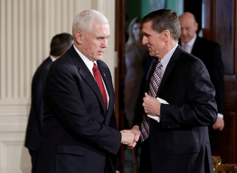 Link: Justice Department warned White House that Flynn could be vulnerable to Russian blackmail