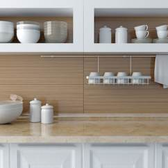 Kitchen Organizer Kitchens Designs Open Shelving And Other Design Trends That An Always Looks Inviting In Magazines But Unless Your Daily Dishes Are Nice Enough To Display It S Not Practical Istock