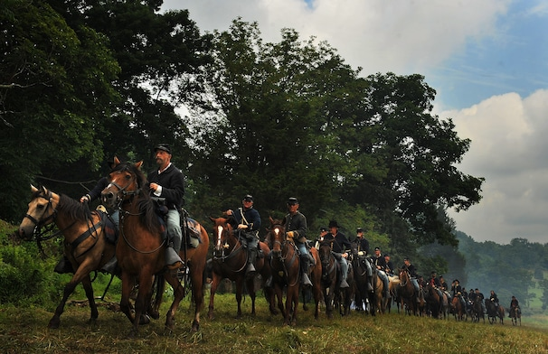 the events that led to the souths defeat in the civil war Yet within six months this dreary march of defeat would be completely reversed  led by its redoubtable  see brian holden reid, america's civil war: the.