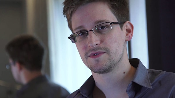 Edward Snowden. Photo Credit Washington Post